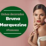 Unhas de Bruna Marquezine