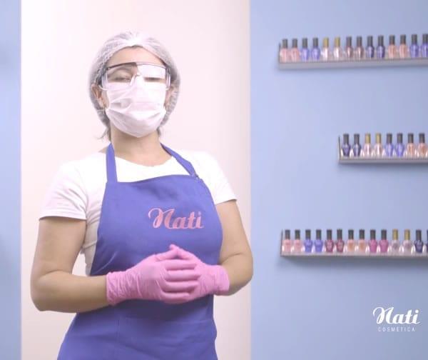 atendimento de qualidade manicure