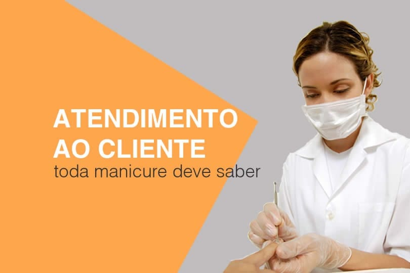 atendimento ao cliente manicure
