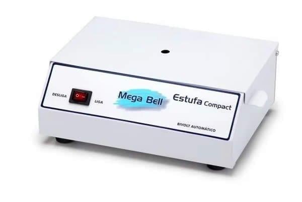 esterilizador estufa compact mega bell