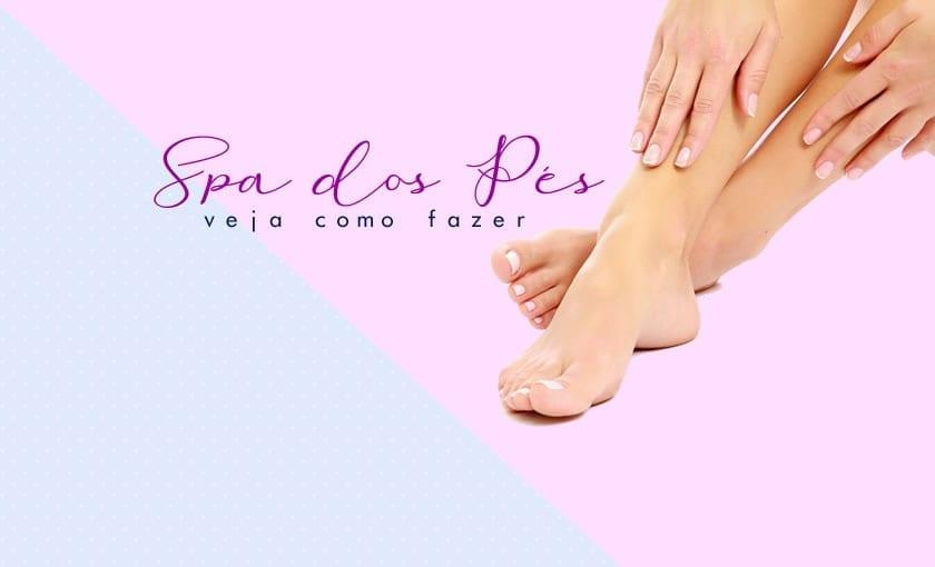spa de pés e mãos