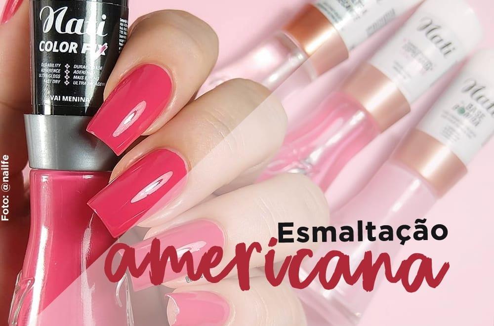 esmaltação americana